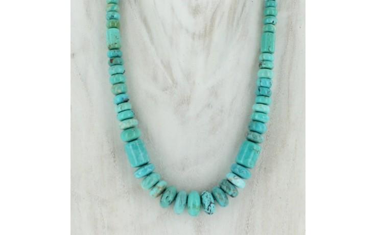 Angel Peak Turquoise Necklace