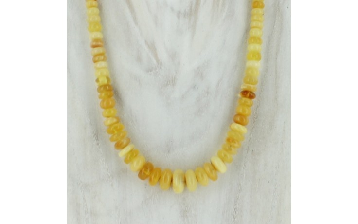 Butterscotch Amber Necklace