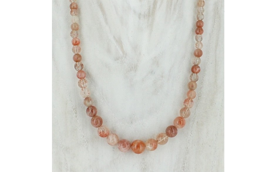 Sun Stone Necklace