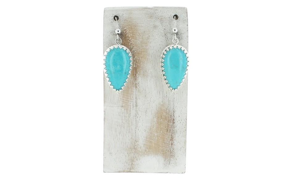 Turquoise Hill Earrings
