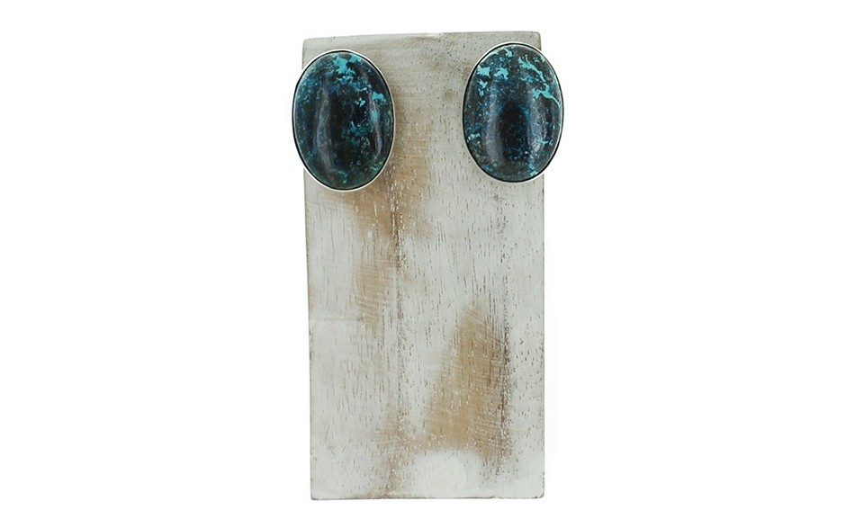 Blue Forest Earrings