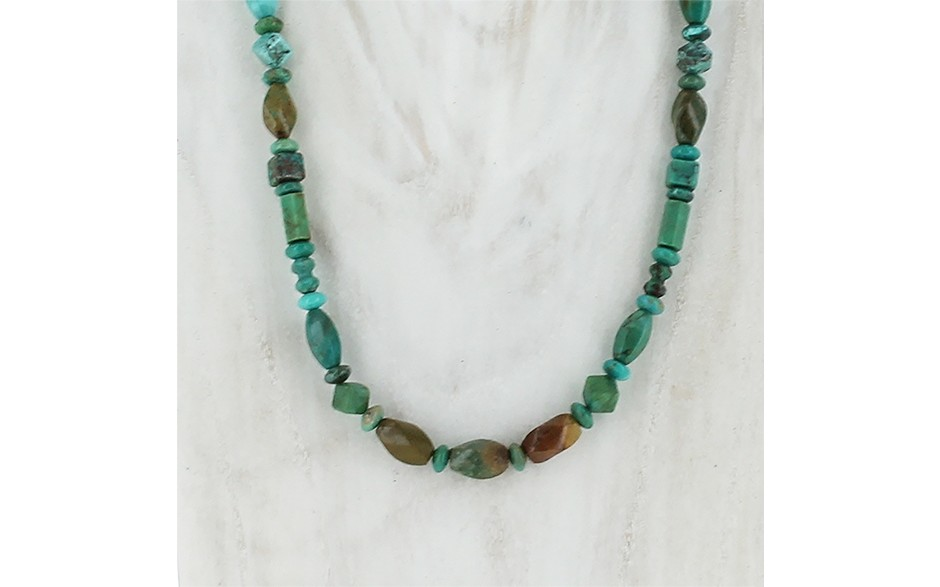 Turquoise Medley Necklace