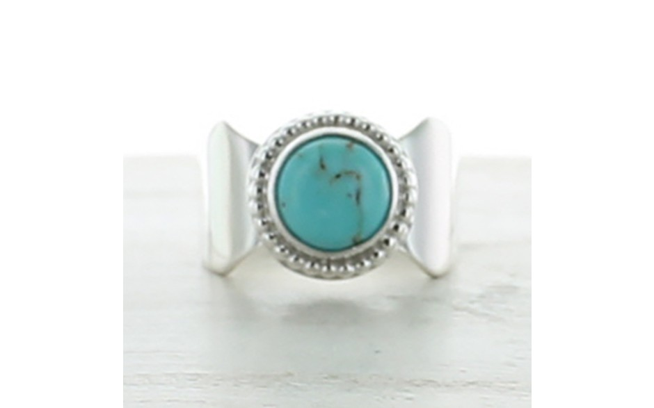 Turquoise Ring Size 7