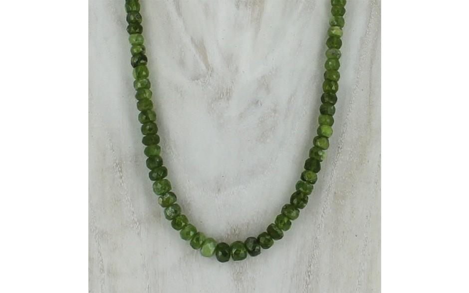 Idocrase Necklace