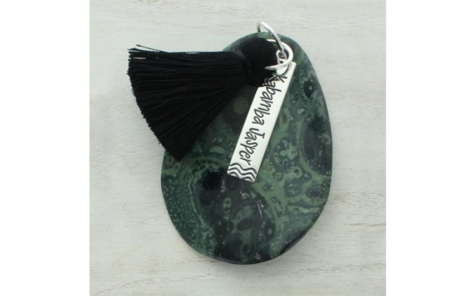 Kabamba Jasper Meditation Stone